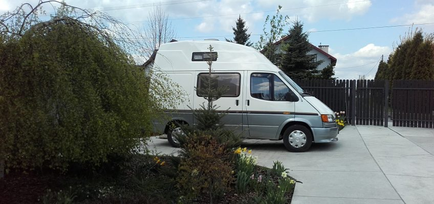 My New 1986 Ford Transit Mk3 Westfalia Hard Top Camper Van